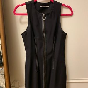 Alexander Wang Zipper Dress